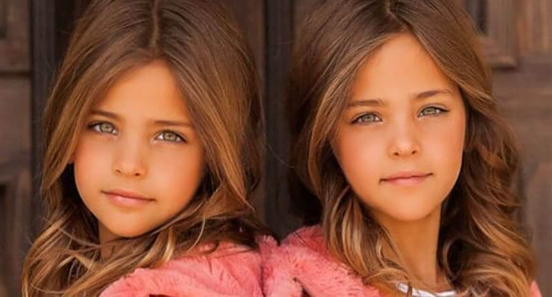 A Couple Gave Birth To These Beautiful Twins, See What They're Up To Now