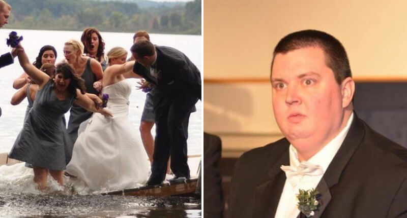 40+ Disastrous Wedding Fails That Will Make You Rethink Your Marriage